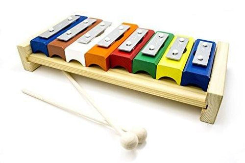 ProKussion TeachAidGlocV X-Series Children Teaching Aid Glockenspiel Xylophone - 1to1 Music