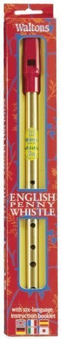 Waltons English Penny Whistle Packs - 1to1 Music