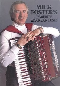 Mick Foster's Favourite Accordion Tunes - 1to1 Music