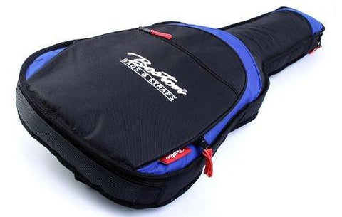 Deluxe 25mm padded Electric/Acoustic/Bass Guitar Gig Bag Full size Cutaway - 1to1 Music