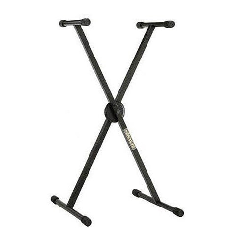 Hercules KS110B EZ LOK Single Keyboard Stand - 1to1 Music