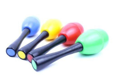 Colourful Plastic Kids Toy Maraca - 1to1 Music
