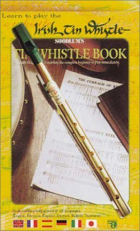 Learn to Play the Irish Tin Whistle with Paperback Book(s) - 1to1 Music