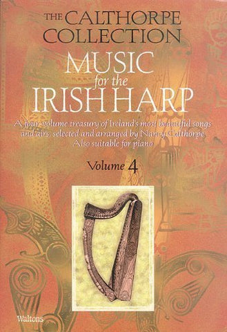 Music for the Irish Harp, Volume 4 (Calthorpe Collection) - 1to1 Music