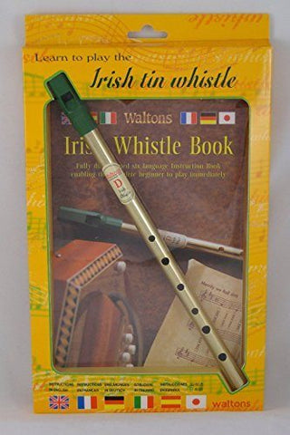 New Irish Tin Whistle Twin Pack (W08-1504) - 1to1 Music