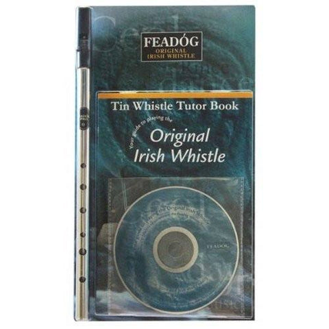 Feadóg Pro D Whistle With Book & CD - 1to1 Music