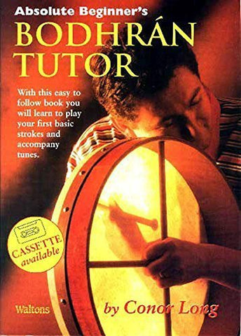WALTONS BODHRAN TUTOR + CD Sheet music pop, rock Music from all over the world - 1to1 Music