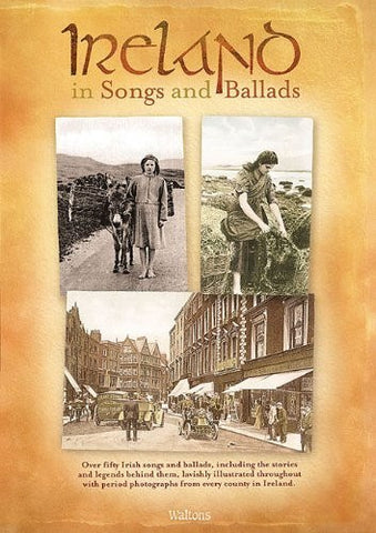 Ireland in Songs and Ballads - 1to1 Music