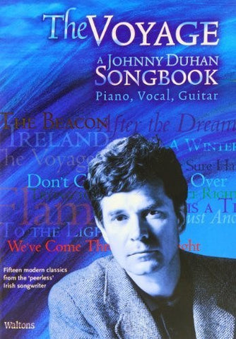 Johnny Duhan Songbook the Voyage Pvg - 1to1 Music