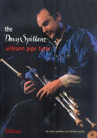 The Davy Spillane Uilleann Pipe Tutor - 1to1 Music