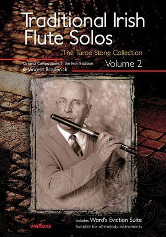 Traditional Irish Flute Solos, Volume 2: The Turoe Stone Collection - 1to1 Music