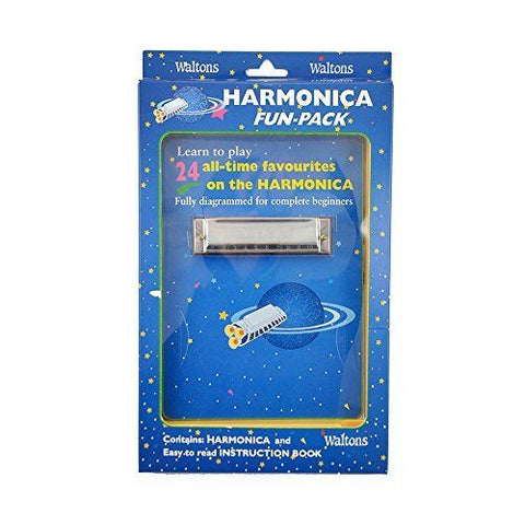 Harmonica Fun-Pack - 1to1 Music