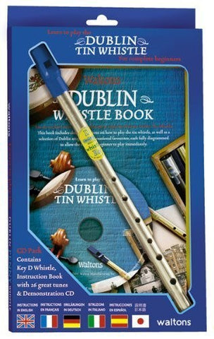 WALTONS DUBLIN TIN WTL CD/BK - 1to1 Music