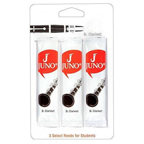 Juno JCR0123 Student Bb Clarinet Reeds - 1to1 Music