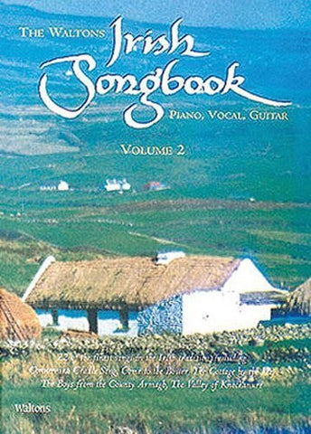 The Waltons Irish Songbook: v. 2: Piano, Vocal, Guitar - 1to1 Music