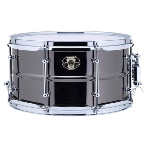"Ludwig Black Magic Snare LW0713C, 13""x7"" Chrome - 1to1 Music"