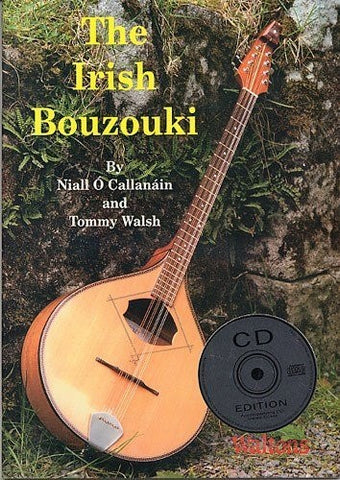 The Irish Bouzouki. Sheet Music, CD for Bouzouki(with Chord Symbols) - 1to1 Music