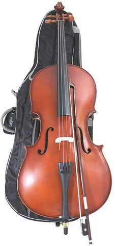 Primavera 90 1/4 Size Cello Outfit - 1to1 Music