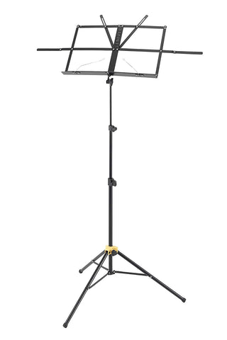 Hercules Music Stand with Folding Desk - BS050B - 1to1 Music