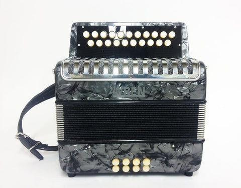 McNeela B/C Accordion (21 Button) - 1to1 Music