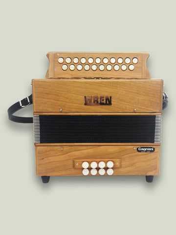 The New Wren Accordion B/C