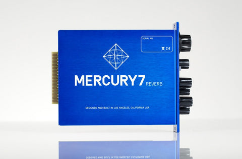 Meris Mercury 7 500-Series Reverb - 1to1 Music