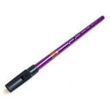 Generation Aurora English Penny Whistle In D/Tin Whistle - (Dark Violet)