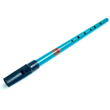 Generation Aurora English Penny Whistle In D/Tin Whistle - (Blue Teal)