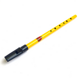 Generation Aurora English Penny Whistle In D/Tin Whistle - (Yellow)