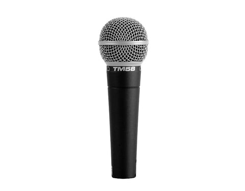 Superlux TM58 Dynamic Vocal Microphone - 1to1 Music