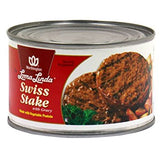 Swiss Steak w/Gravy  - Family Size (case of 12)-47 oz