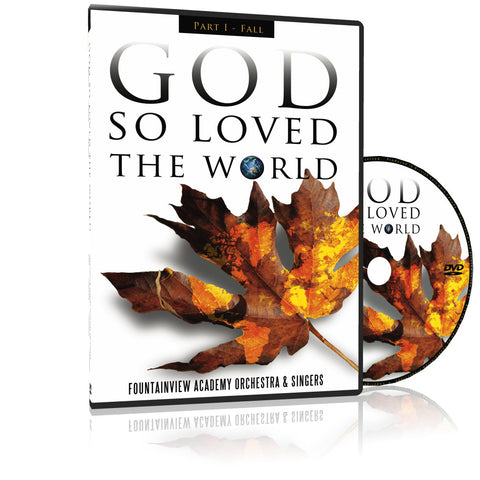 God So Loved the World DVD Part I - Fall