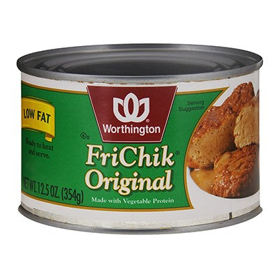 Fri-Chik, Low Fat (case of 12)-12.5 oz