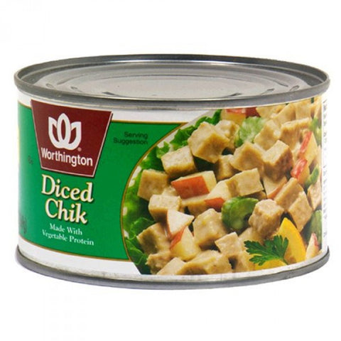 Diced Chik-13 oz