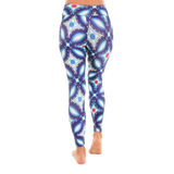 Patterned Legging Nostalgic