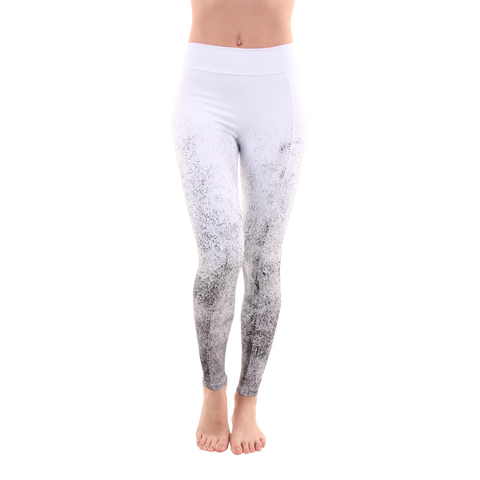 Move Along Handmade Legging White