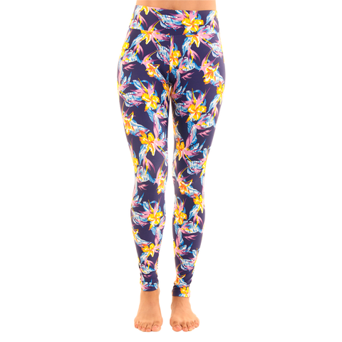 Om Legging Tiger Lily
