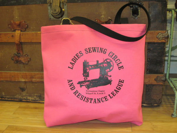 Ladies Sewing Circle and Resistance League