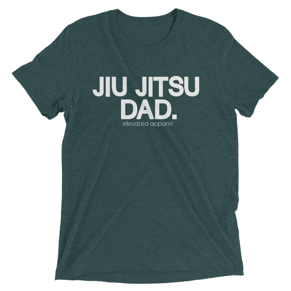 THE Dad Tee - Emerald Triblend