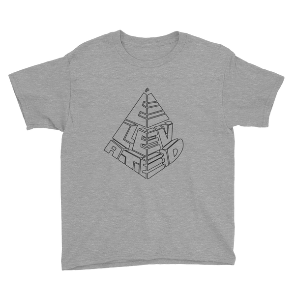 Tower Tee for Kids - Grey