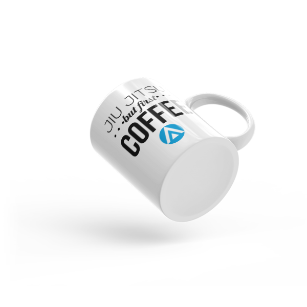 The Jiu Jitsu Coffee Mug