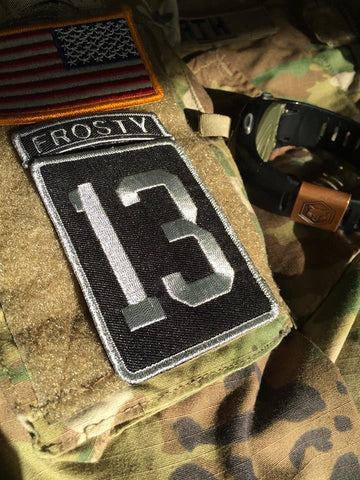 13Battalion DIESEL13 Patch Set