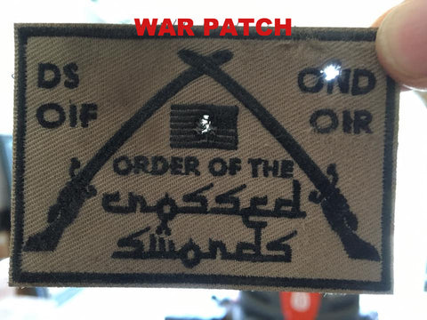 13Battalion Order of the Crossed Swords- Iraq