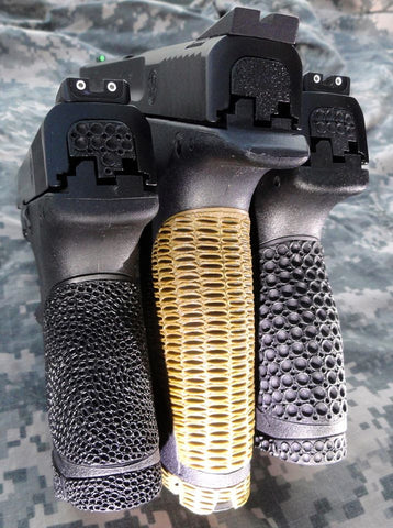 M&P Fullsized Grips (9mm/.40/.357/.45)
