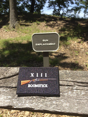 13Battalion Sheepdog Boomstick Patch