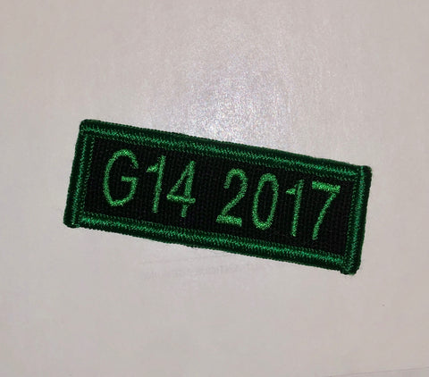 G14 2017 Patch