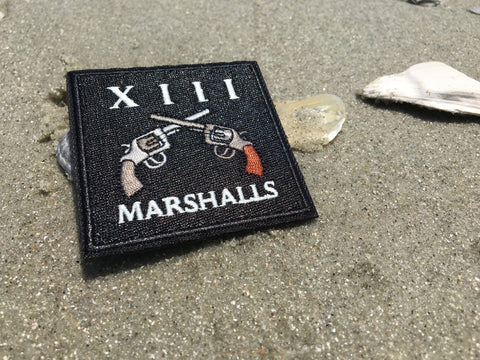 13Battalion Sheepdog Marshalls Patch