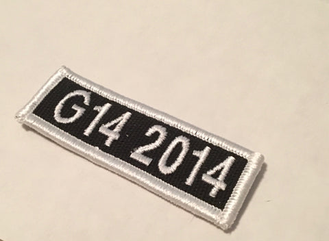 G14 2014 Patch