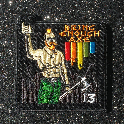 13Battalion TACVIK Morale Patch