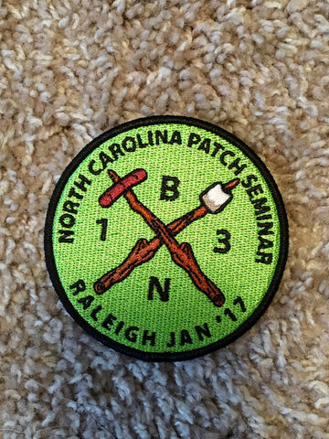 13Battalion Patch Summit Raleigh